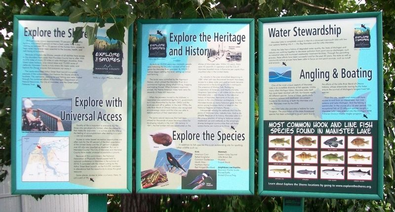 Explore the Heritage and History Marker image. Click for full size.