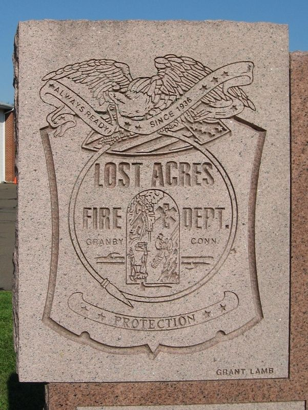 Lost Acres Fire Department image. Click for full size.