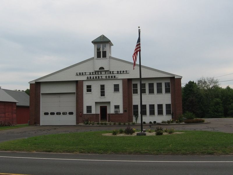 Lost Acres Fire Dept. Center Station image. Click for full size.