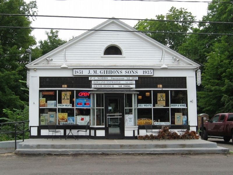 J.M. Gibbons' General Store image. Click for full size.