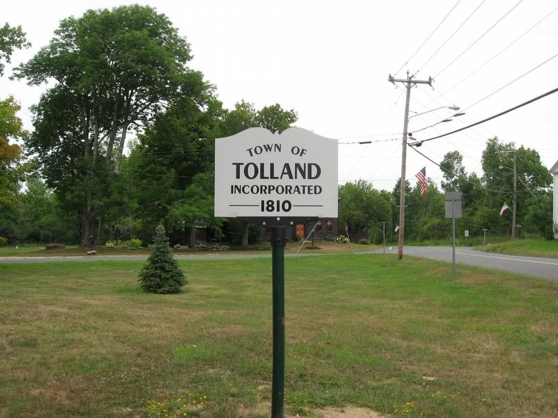 Town of Tolland image. Click for full size.