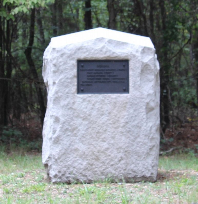 31st Indiana Infantry Marker image. Click for full size.