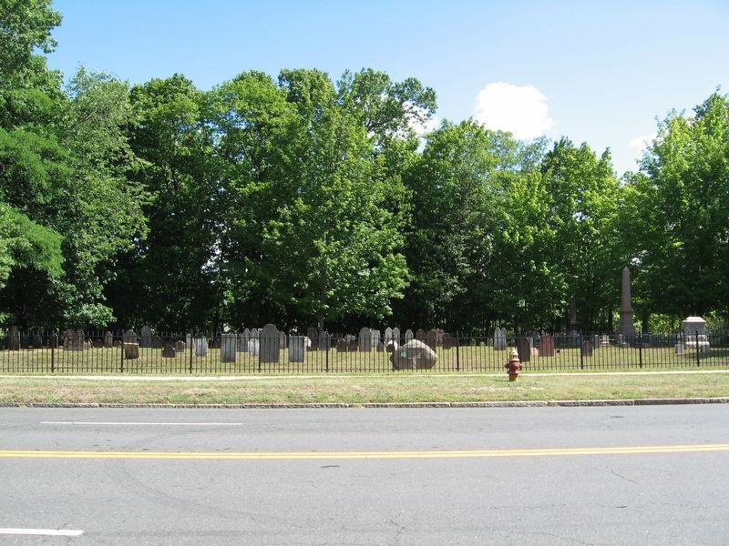 Old Center Cemetery image. Click for full size.