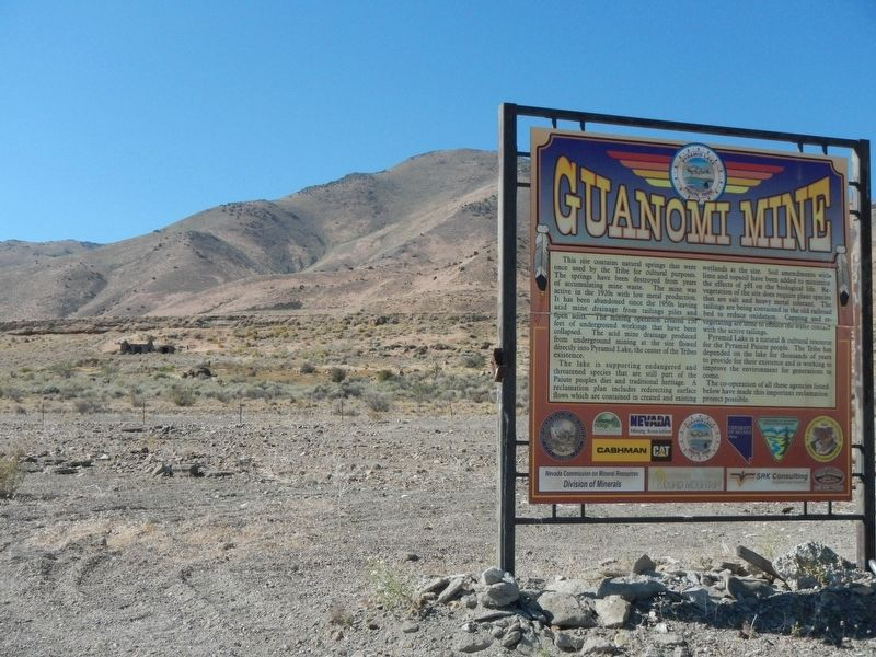 Guanomi Mine Marker image. Click for full size.