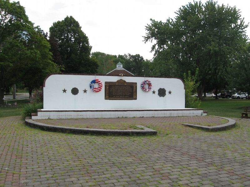 West Milford Township Veterans Monument image. Click for full size.