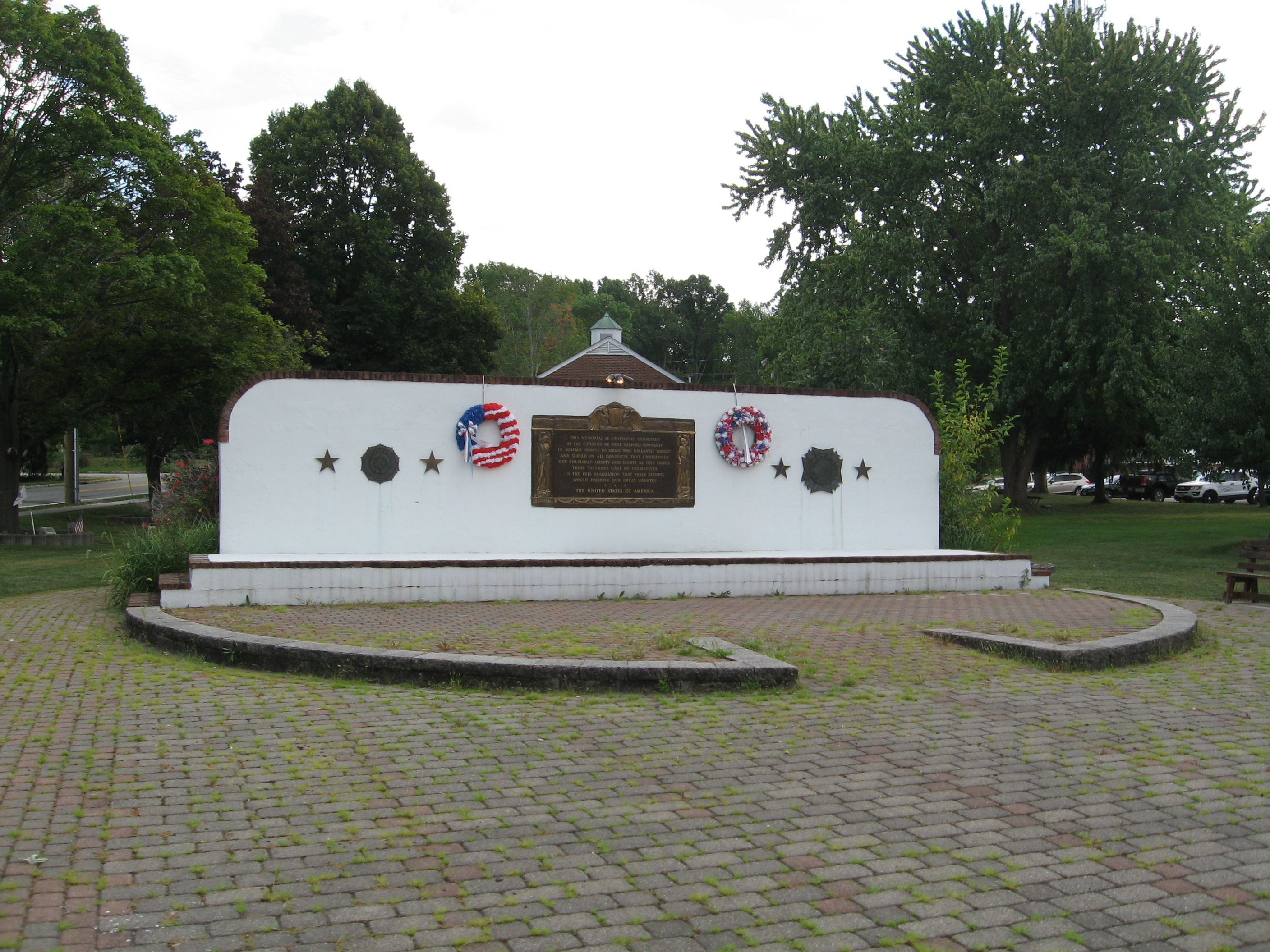 West Milford Township Veterans Monument