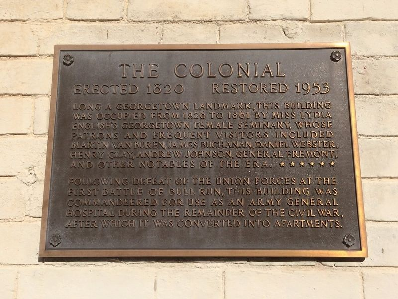 The Colonial Marker image. Click for full size.