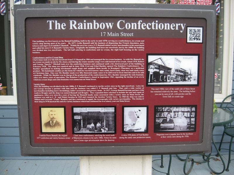 The Rainbow Confectionery Marker image. Click for full size.