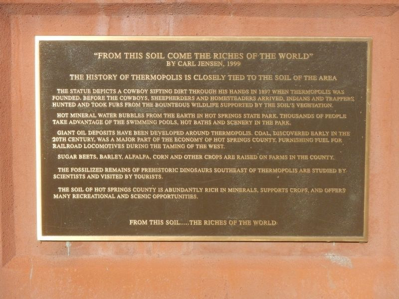 """From This Soil Come the Riches of the World"" image. Click for full size."
