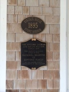 U.S. Life Saving Station No.35 (Tatham Life Saving Station) Marker image. Click for full size.