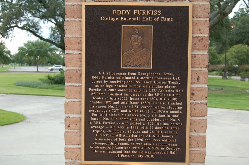 Eddy Furniss Marker image. Click for full size.