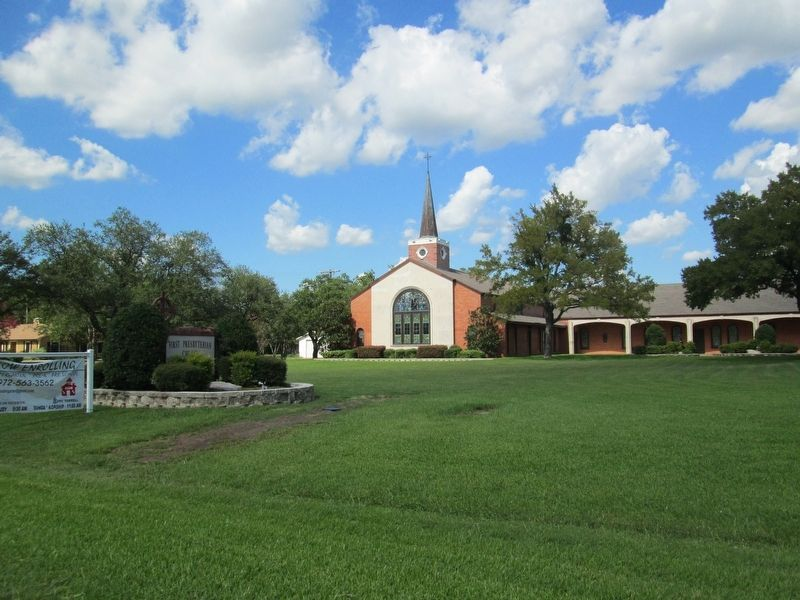 First Presbyterian Church of Terrell image. Click for full size.
