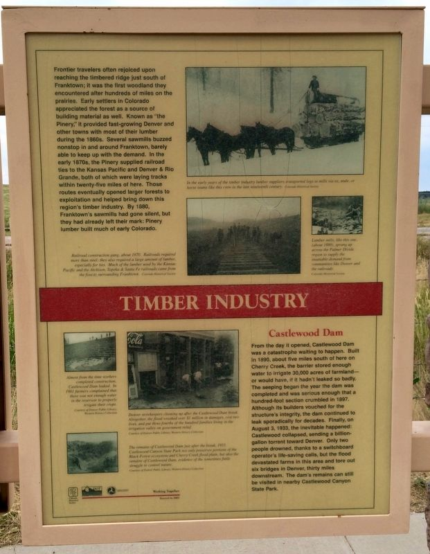 Timber Industry (Panel 4) image. Click for full size.