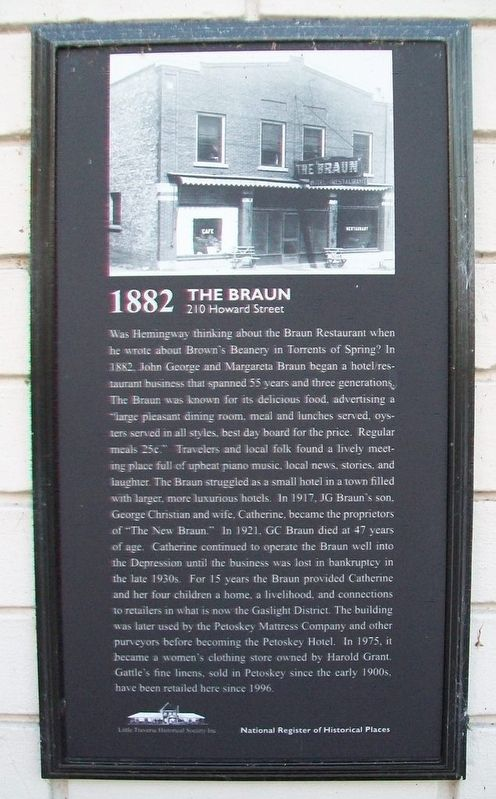 The Braun Marker image. Click for full size.