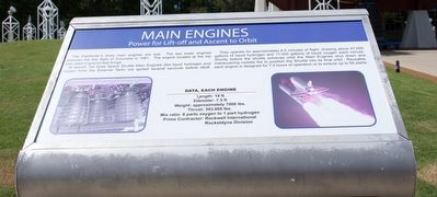 Main Engines Marker image. Click for full size.