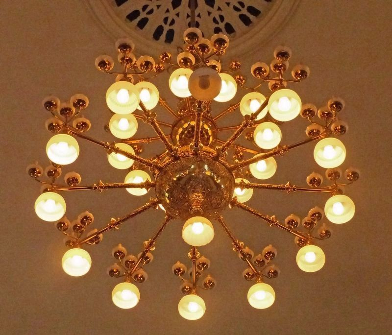 Chandelier image. Click for full size.