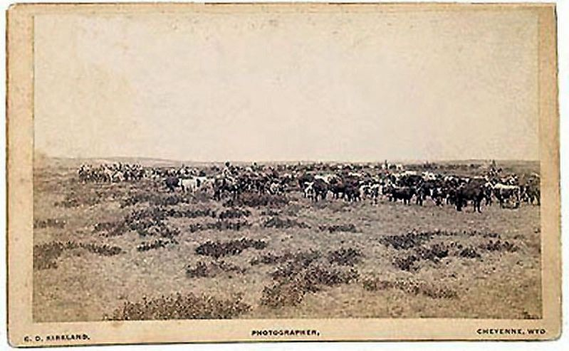 Wyoming Trail Herd image. Click for full size.