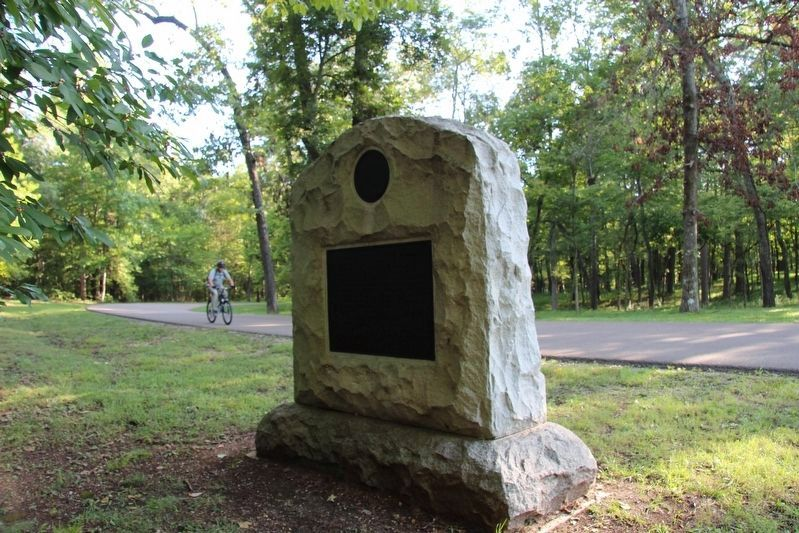 1st Ohio Cavalry Marker image. Click for full size.