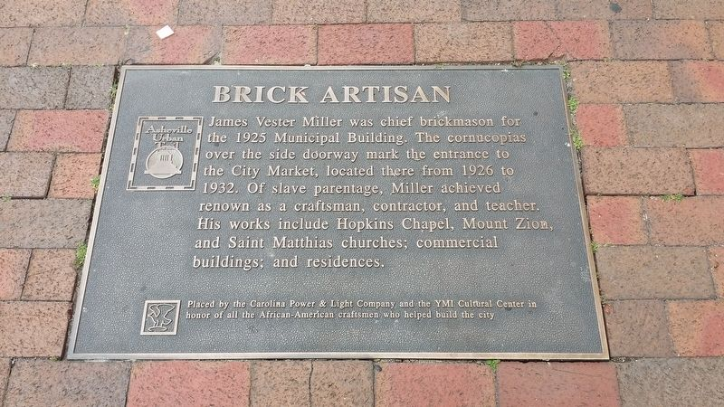 Brick Artisan Marker image. Click for full size.