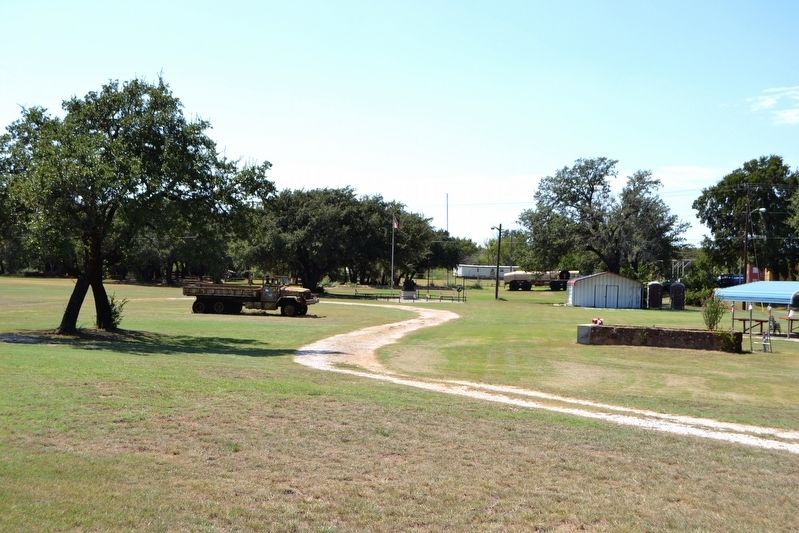 Vietnam Veterans Memorial Park in Ranger image. Click for full size.