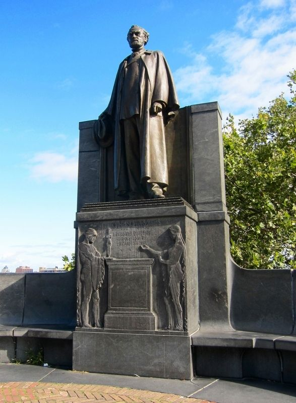Carl Schurz Monument image. Click for full size.