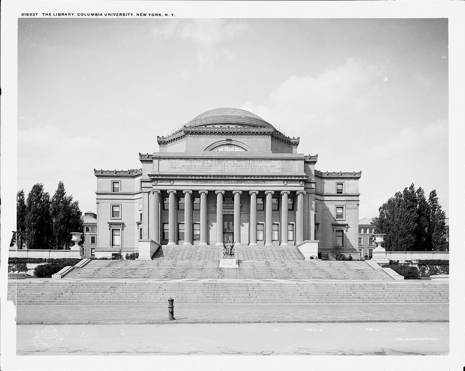 <i>The Library, Columbia University</i> image. Click for full size.