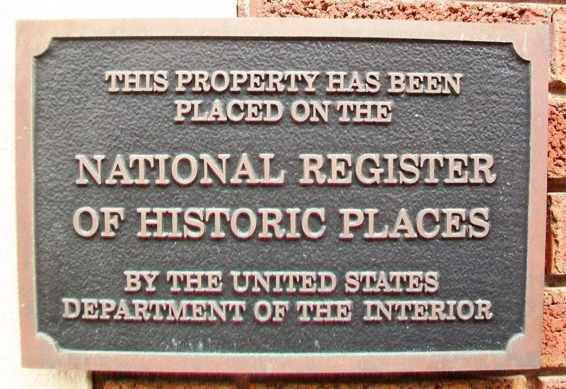 Kansas City Paper House NRHP Marker image. Click for full size.