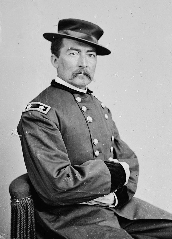 Major General Phillip H. Sheridan image. Click for full size.