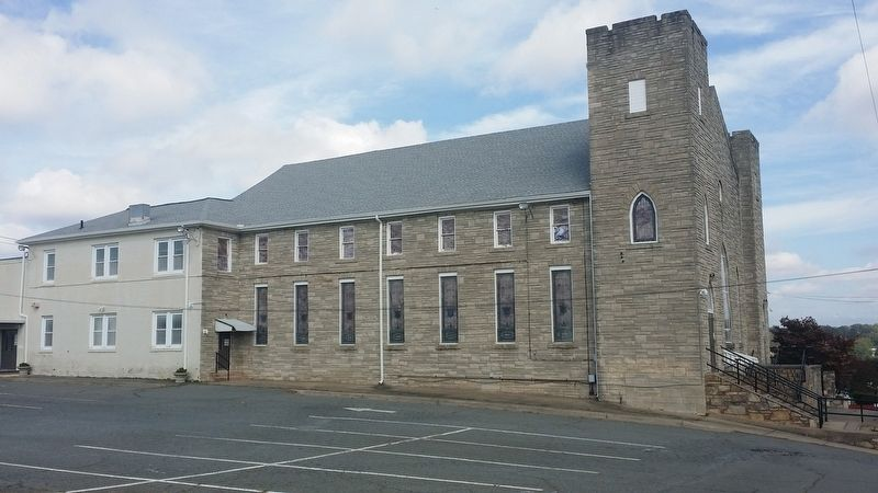 New Bethel Baptist Church image. Click for full size.