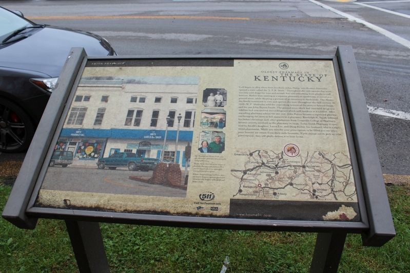 Smith Pharmacy Marker image. Click for full size.