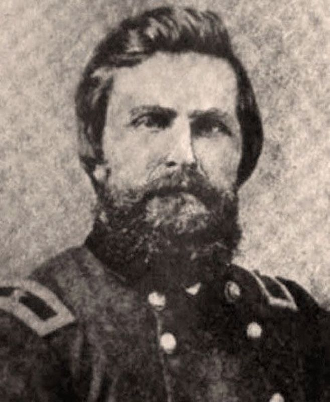 Brig. Gen. James M. Shackelford image. Click for full size.