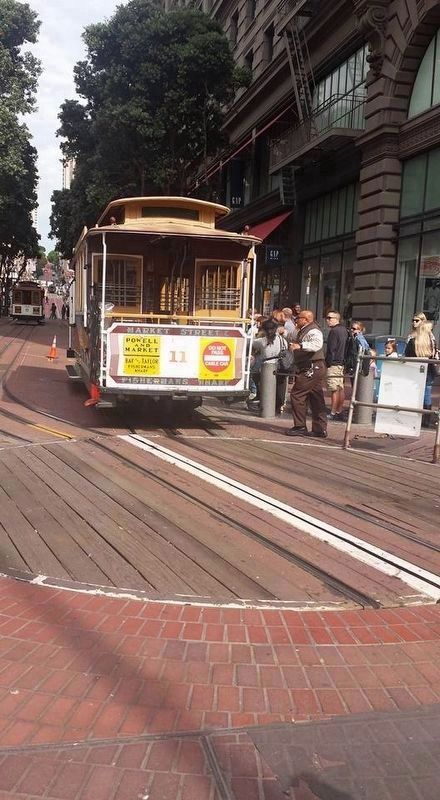 The cable car turnaround image. Click for full size.