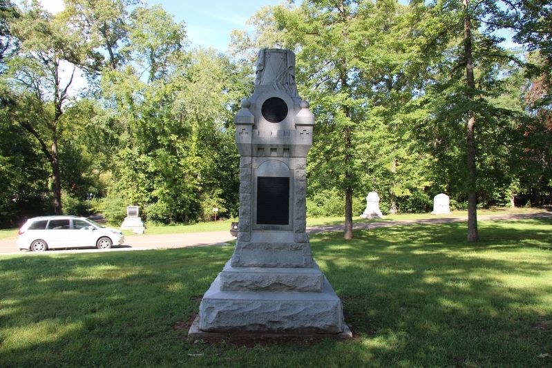 10th Ohio Infantry Marker image. Click for full size.