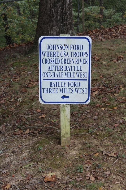 Johnson Ford / Bailey Ford Marker image. Click for full size.