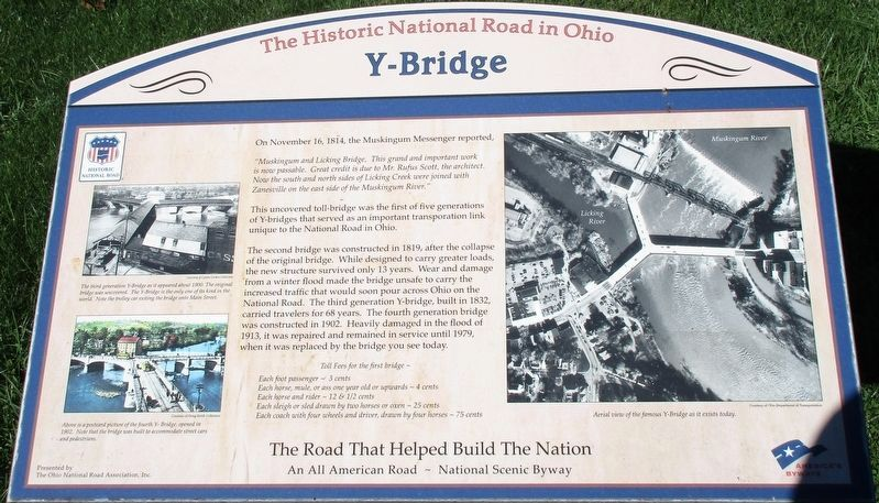 Y-Bridge Marker image. Click for full size.