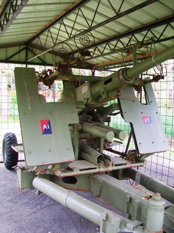 """Ack Ack"" (Anti-Aircraft) Artillery image. Click for full size."