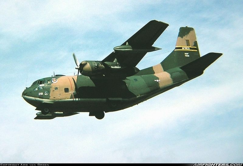 302 TAW C-123 Aircraft image. Click for full size.