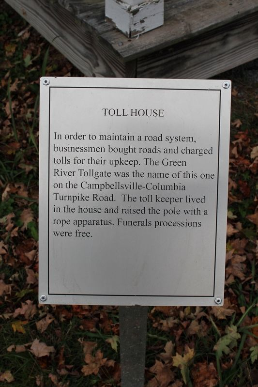 Toll Gate House image. Click for full size.