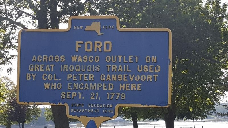 Ford Marker image. Click for full size.