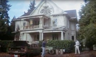 The Patterson Home as it Appeared in <i>Animal House</i> image. Click for full size.