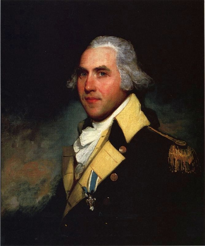 Peter Gansevoort - Colonel in the Continental Army during the American Revolutionary War. image. Click for full size.