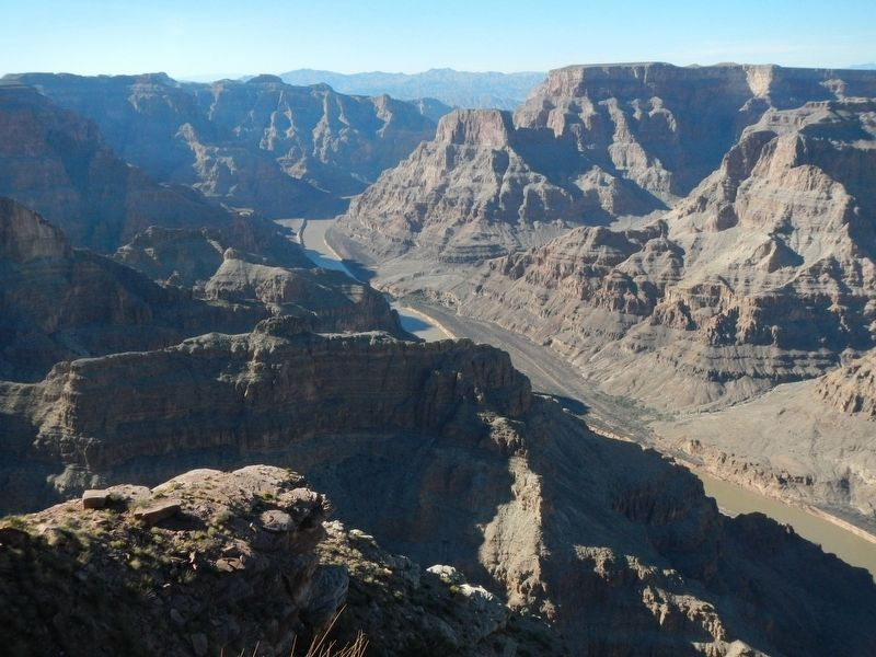 The Colorado River from Guano Point image. Click for full size.