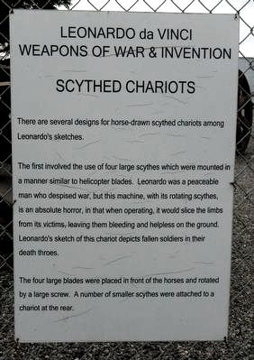 Scythed Chariots Marker image. Click for full size.