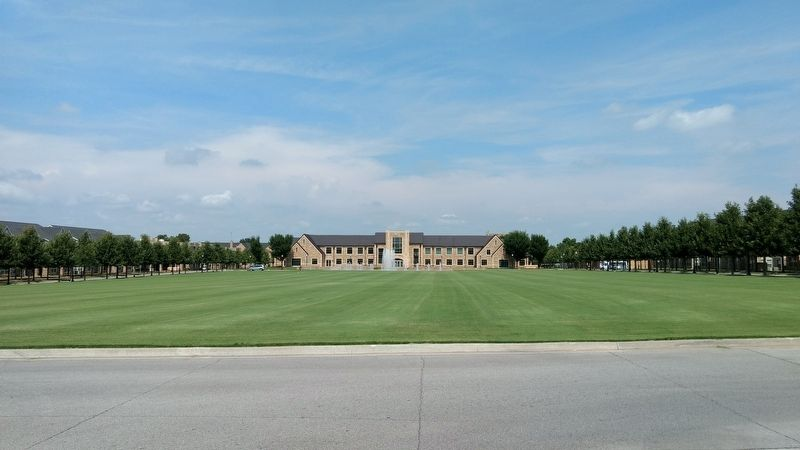 The University of Tulsa. Marker image. Click for full size.