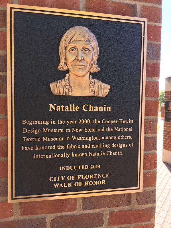 Natalie Chanin Marker image. Click for full size.