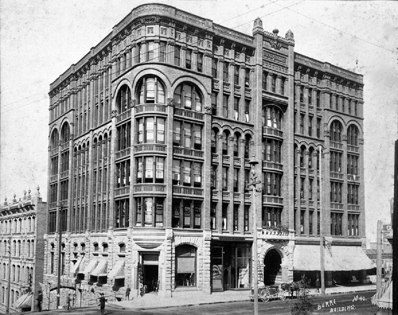 Burke Building image. Click for full size.
