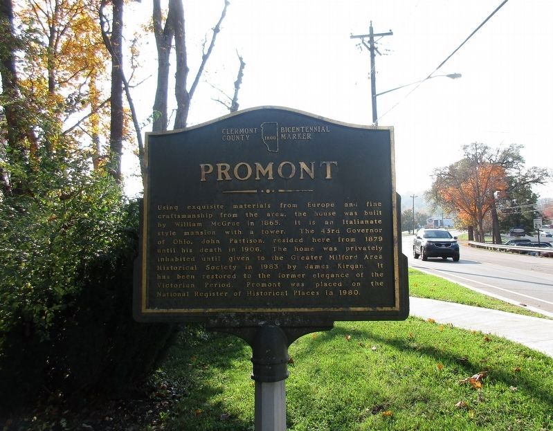 Promont Marker image. Click for full size.