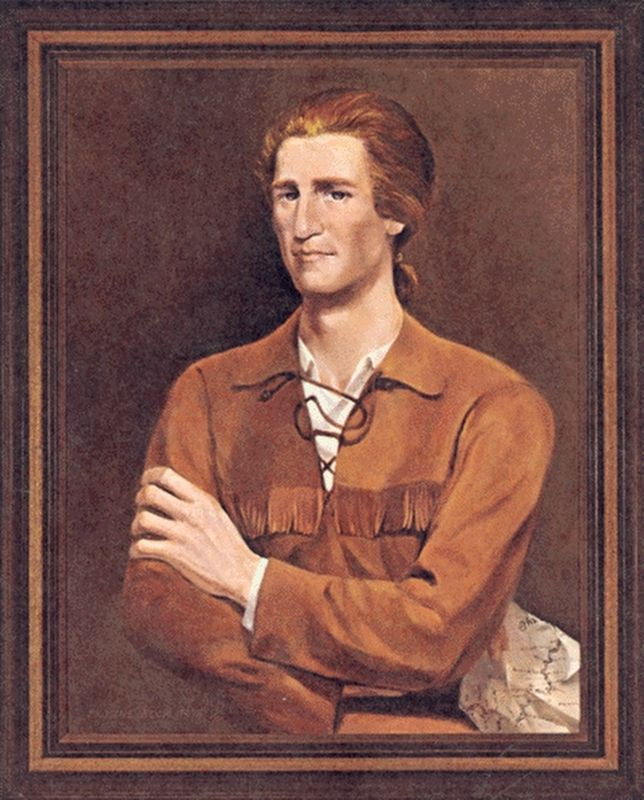 George Rogers Clark image. Click for full size.