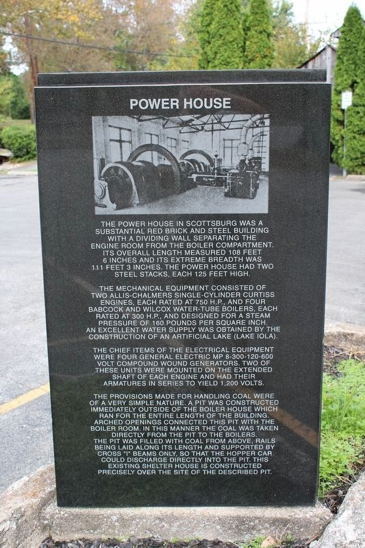 Power House image. Click for full size.