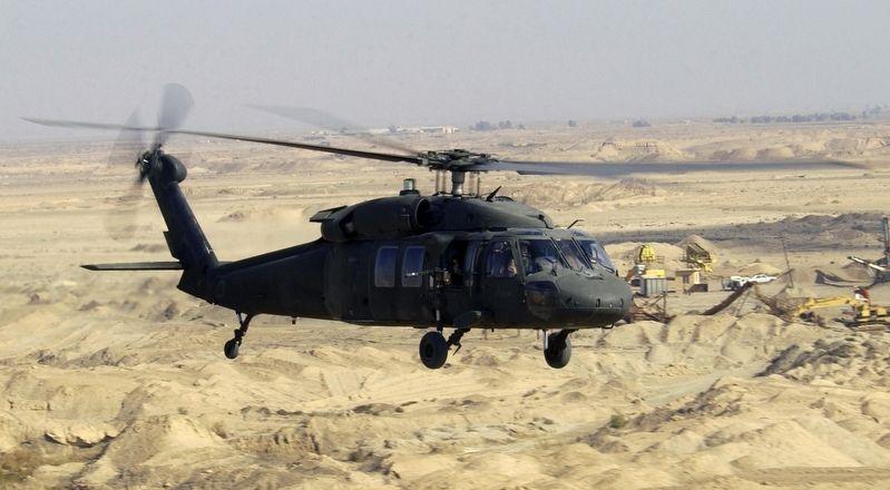 In Memory of UH-60M Crew